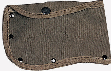 olive drab military belt loop canvas axe sheath 5 in army navy