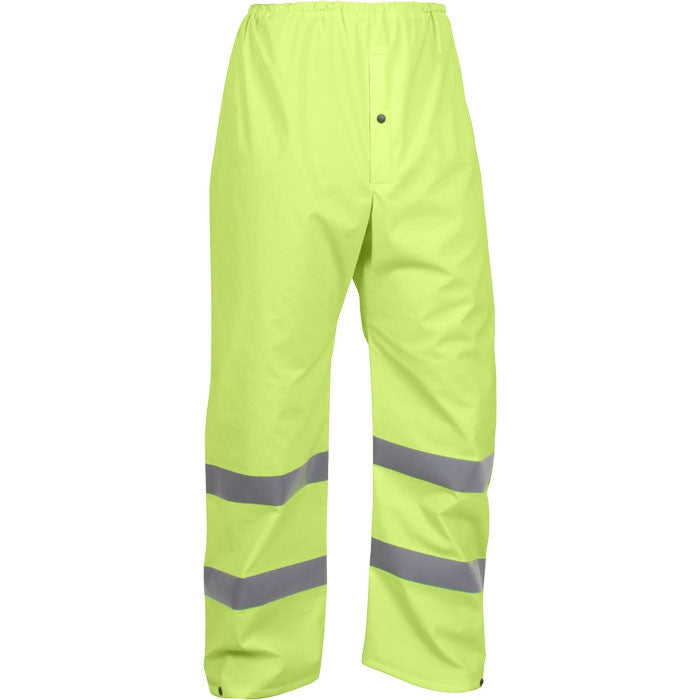 High-Visibility Reflective 2 Piece Rain Suit