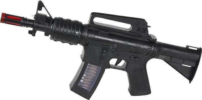 Black - Special Forces Combat Toy Gun