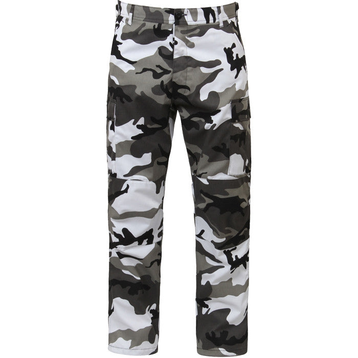 City Camouflage - Kids Military BDU Pants