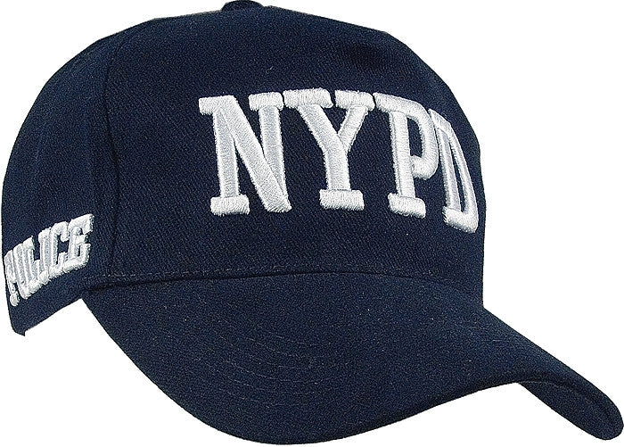 12d922184 Navy Blue - Officially Licensed NYPD Deluxe Adjustable Cap - Army ...