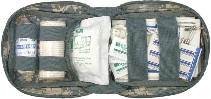ACU Digital Camouflage - Tactical MOLLE Compatible Trauma Kit
