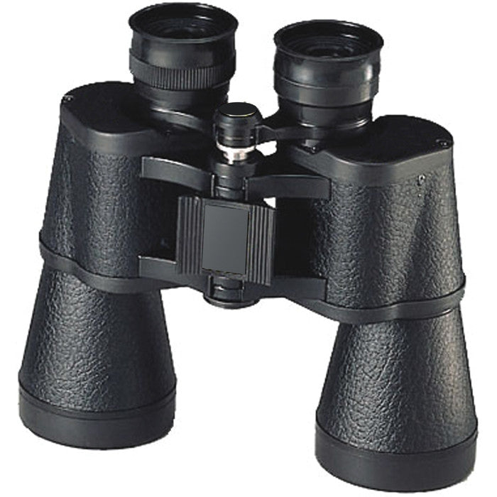 Black - Military GI Style Wide Angle Binoculars 10 x 50mm