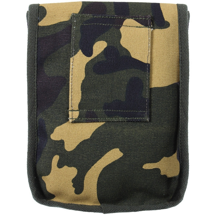 Woodland Camouflage - Army 2-Pocket Ammo Pouch