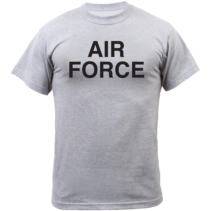 Grey - AIR FORCE Physical Training T-Shirt