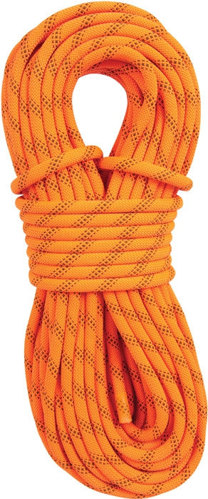 Orange - Heavy Duty Tactical Rapelling Rope 150' - USA Made