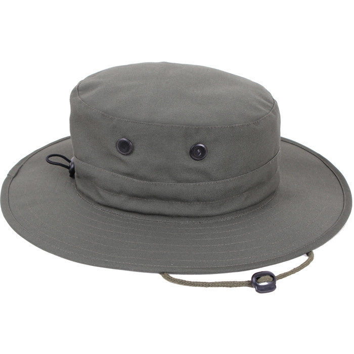Olive Drab - Adjustable Boonie Hat