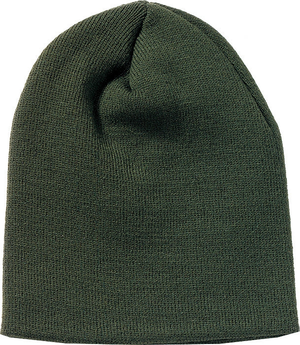 Olive Drab - Deluxe Skull Cap - Acrylic