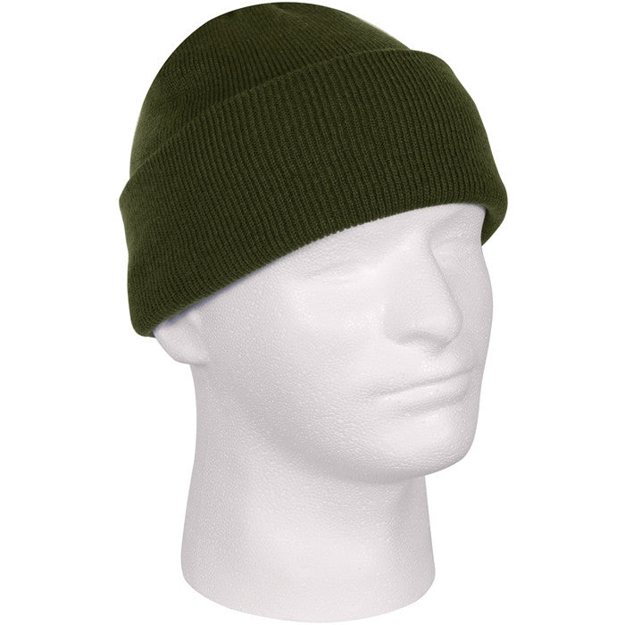 09c75398110481 Olive Drab - Military Watch Cap - Acrylic - Army Navy Store