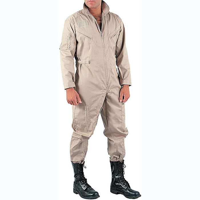 Khaki - US Air Force Style Flight Suit