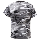 City Camouflage - Military T-Shirt