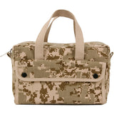 Digital Desert Camouflage - Military GI Style Mechanics Tool Bag - Cotton Canvas