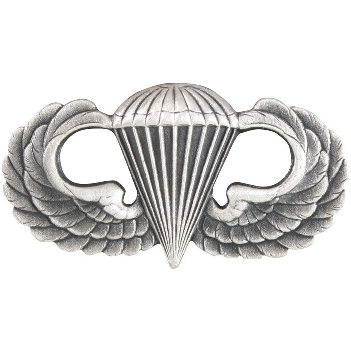 Military Parawing Pin-On Insignia