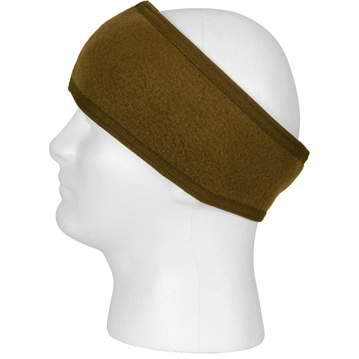 Coyote Brown - Cold Weather Ear Protectors Headband