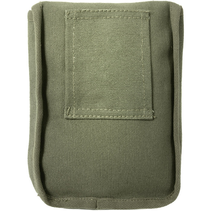 Olive Drab - Army 2-Pocket Ammo Pouch