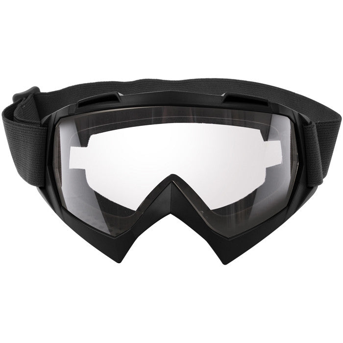 Clear Lens - Over Glasses Civilian Goggles