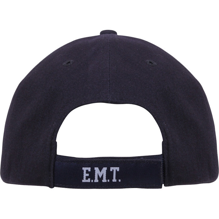 Navy Blue - Star of Life EMT EMS Adjustable Cap