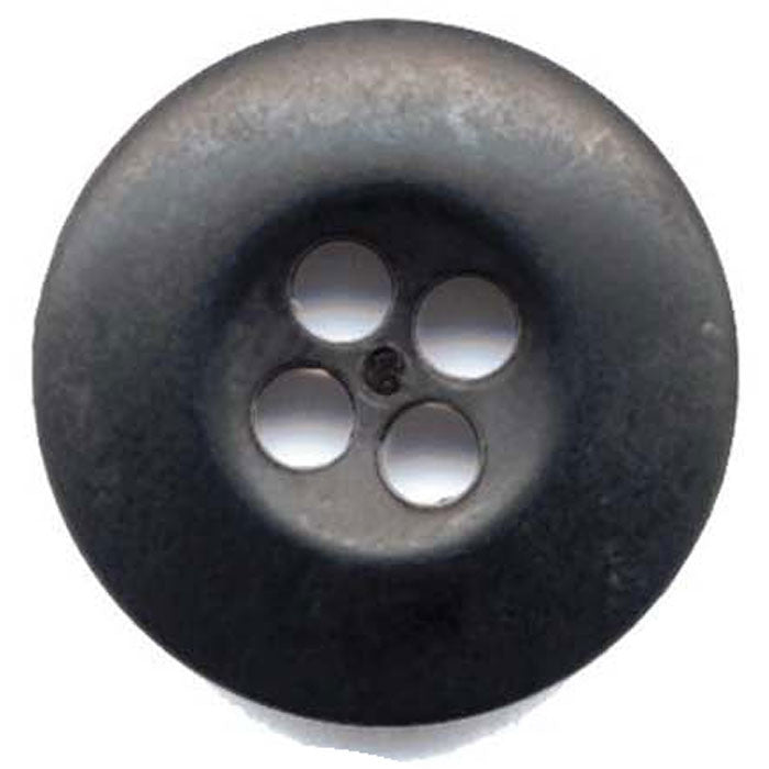 Black - Army BDU Buttons - 100 Buttons