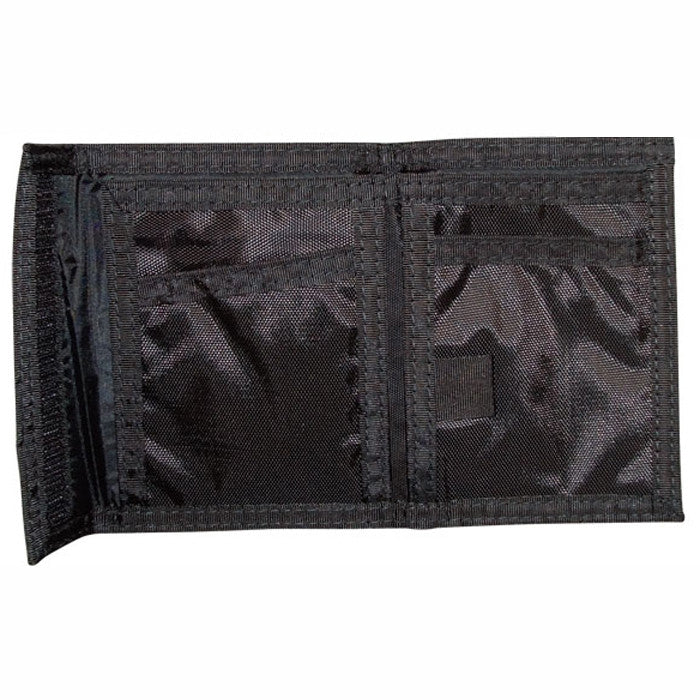 Black - Military Commando Wallet