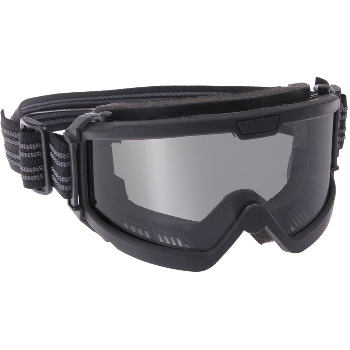 Smoke Lens - Over Glasses Tactical Goggles
