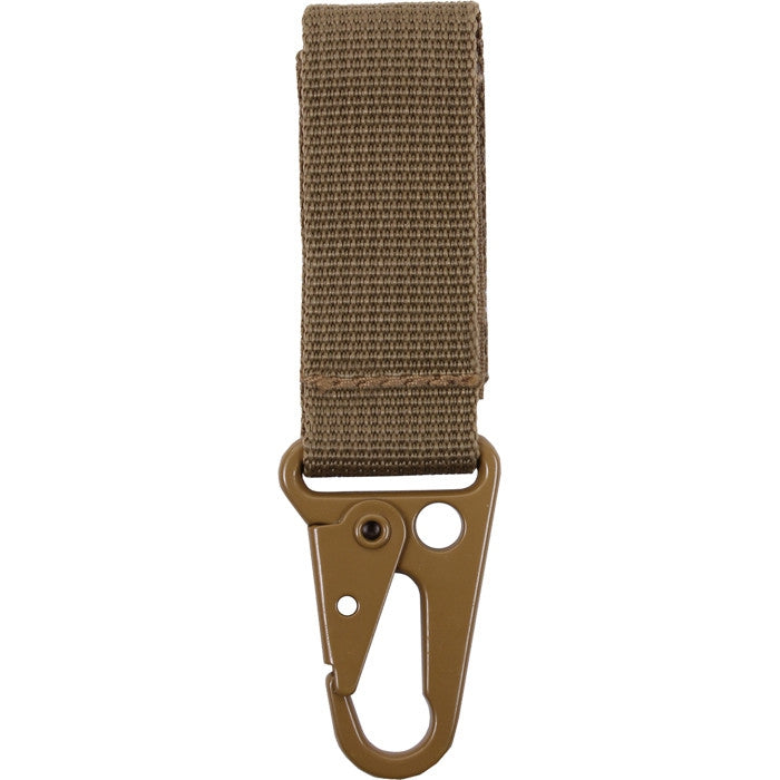 Coyote Brown - Tactical Key Clip