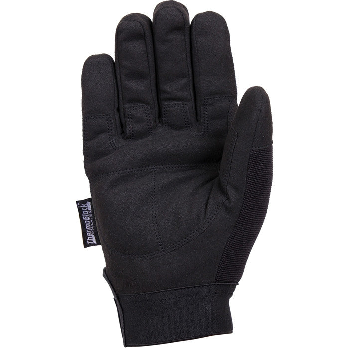 Black - Cold Weather All Purpose Duty Gloves