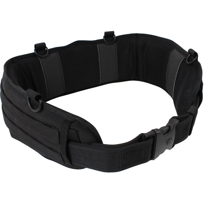 Black - Tactical Military Battle Belt