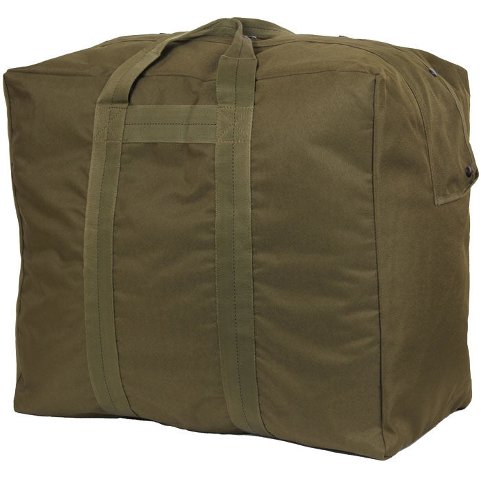 Olive Drab - Military Enhanced Aviator Kit Bag - Nylon