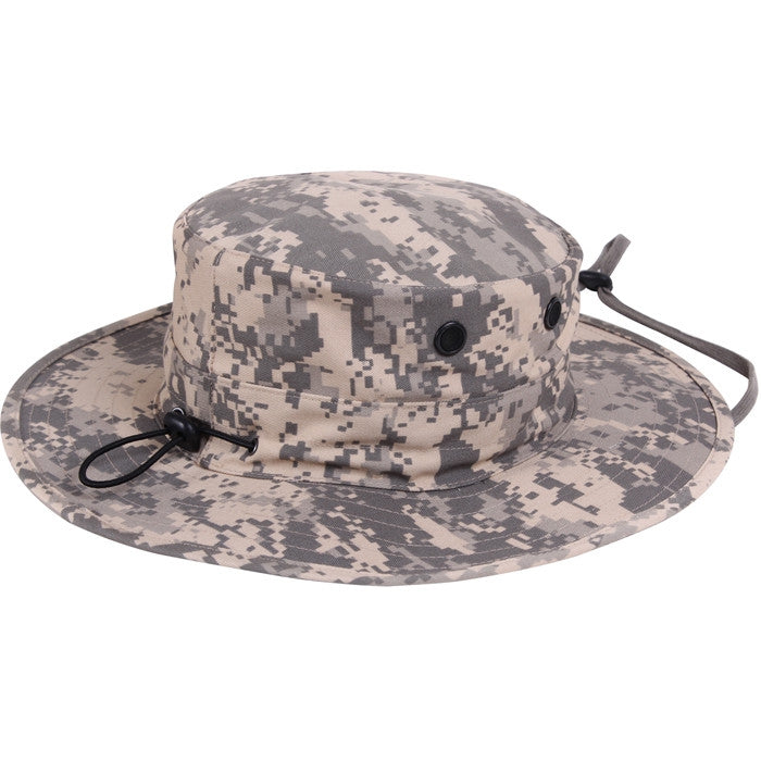 ACU Digital Camouflage - Adjustable Boonie Hat