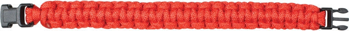 Red - Cobra Weave Paracord Bracelet