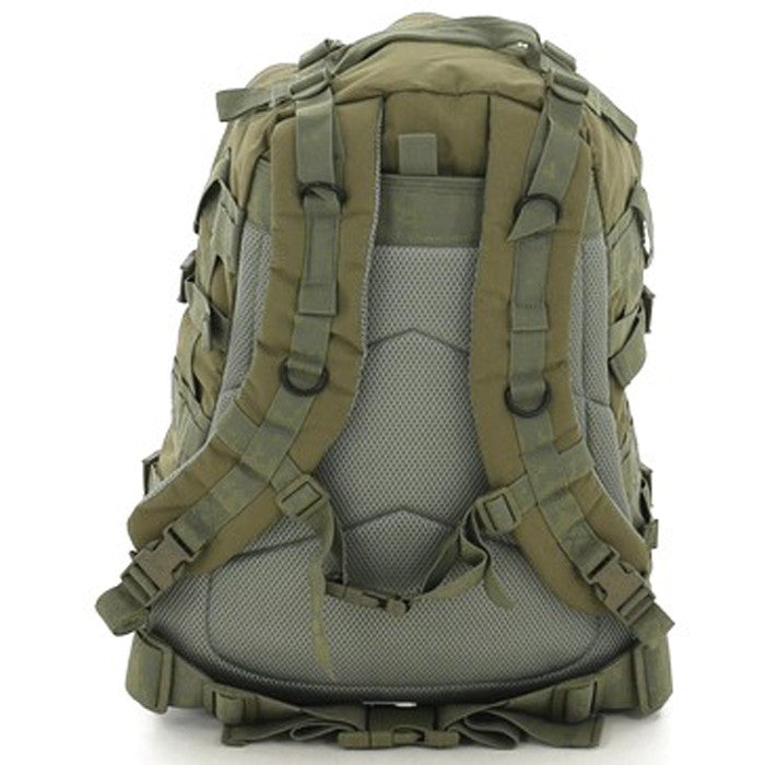 Foliage Green - Military MOLLE Compatible Large Transport Pack