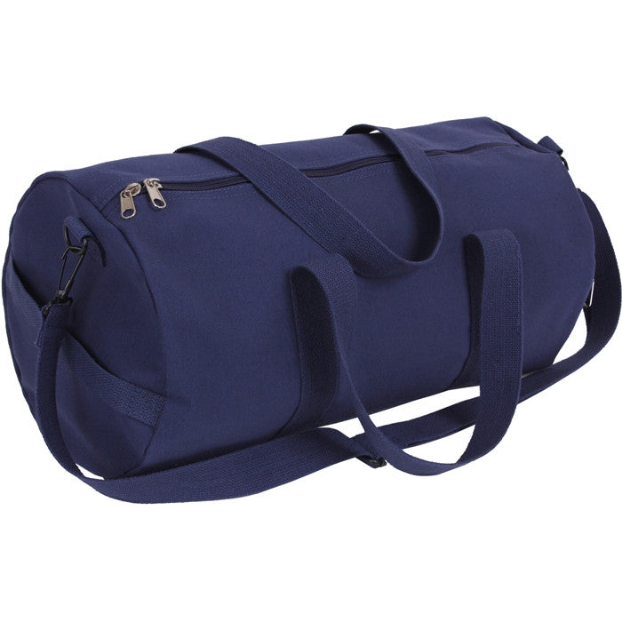 Navy Blue - Military Heavy Duty Medium Shoulder Bag