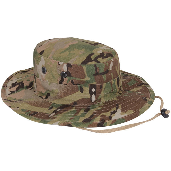 Multicam - Adjustable Boonie Hat - Army Navy Store 31b12518e9b
