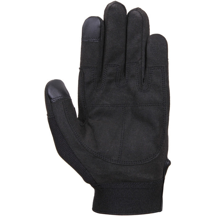 Black - Touch Screen All Purpose Duty Gloves