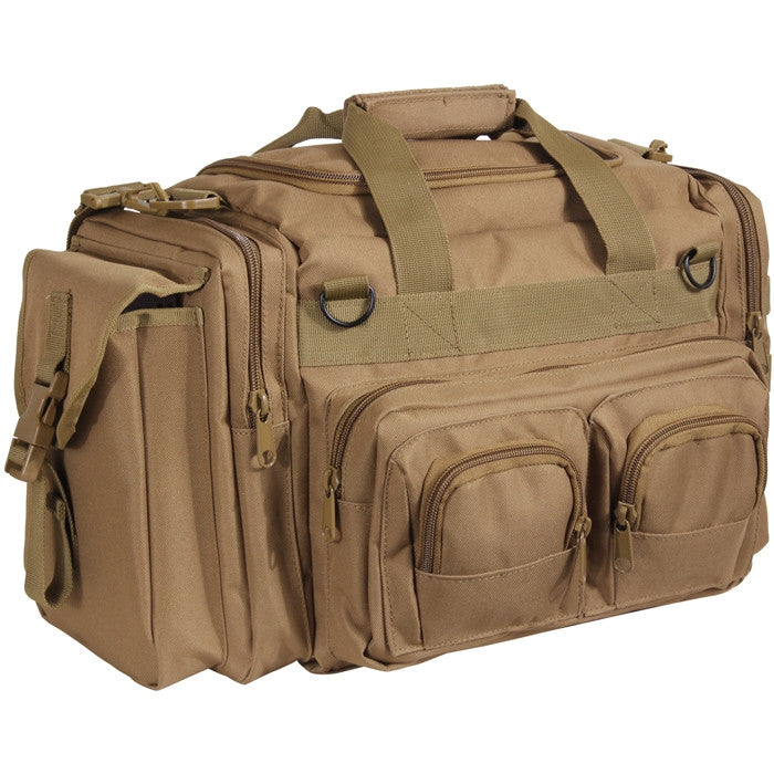 Coyote Brown - Tactical Law Enforcement Concealed MOLLE Carry Bag