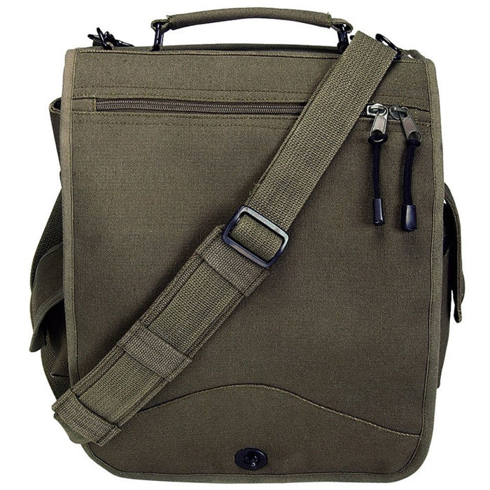 Olive Drab - M-51 Engineers Field Journey Bag