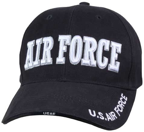 Navy Blue - US AIR FORCE Deluxe Adjustable Cap