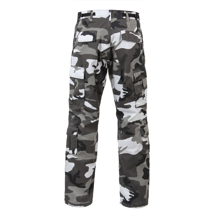 City Camouflage - Military Vintage Paratrooper Fatigues
