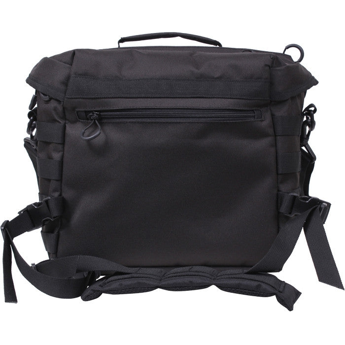 Black - Tactical Covert Dispatch Shoulder Bag