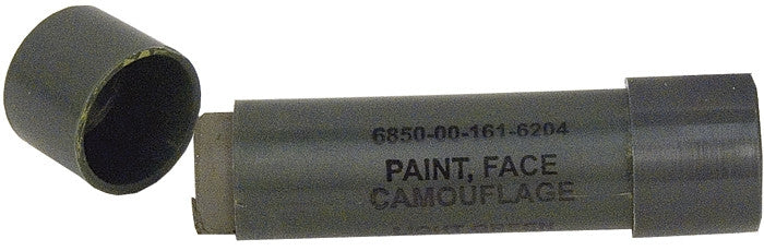 Light Green Loam - Genuine GI Woodland Camouflage Face Paint Stick