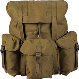 Olive Drab - Army Style Mini ALICE Pack
