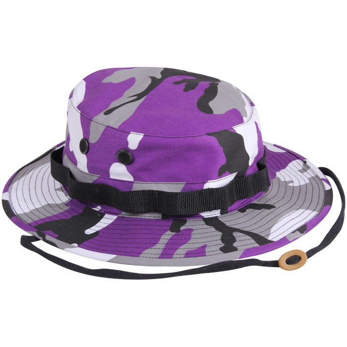 Ultra Violet Camouflage - Military Boonie Hat