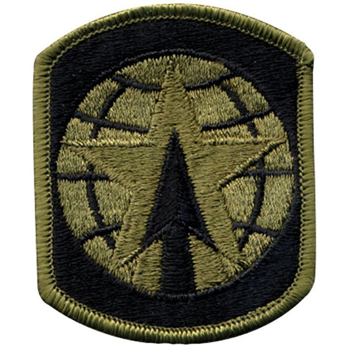 Subdued - US Army 16th Military Police Brigade Sew On Patch