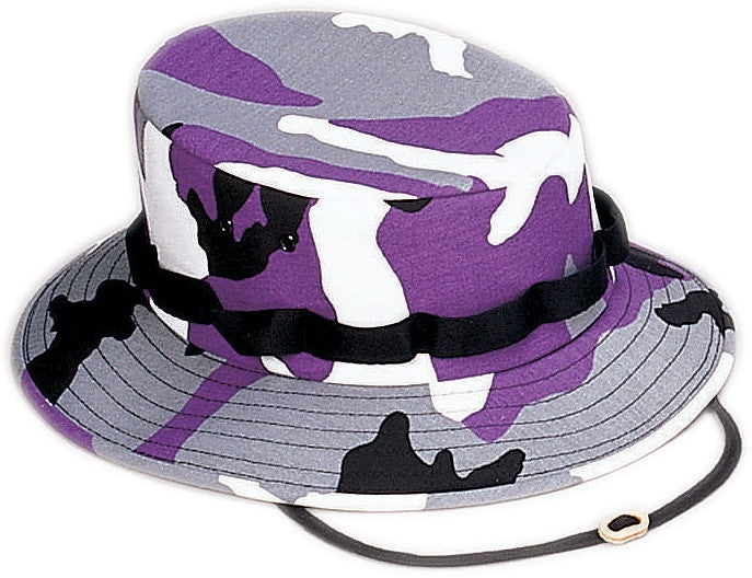 Ultra Violet Camouflage - Military Jungle Hat
