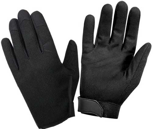 Black - Ultra Lightweight High Performance Tactical Gloves