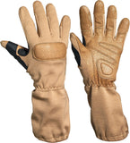Khaki - Special Forces Fire and Cut Resistant Tactical Gloves