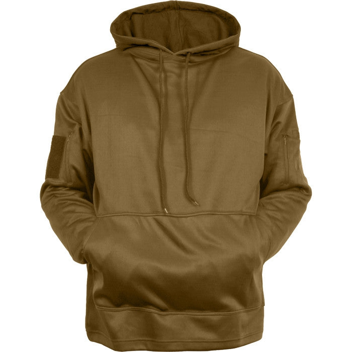 Coyote Brown - Tactical Concealed Carry Hoodie