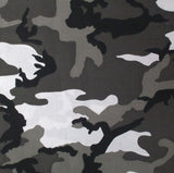 City Camouflage - Military Jumbo Bandana 27 in. x 27 in.