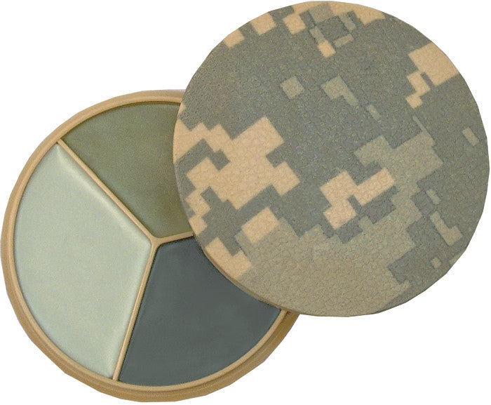 ACU Digital Camouflage - GI Type All-Purpose Compact Face Paint 3 Color