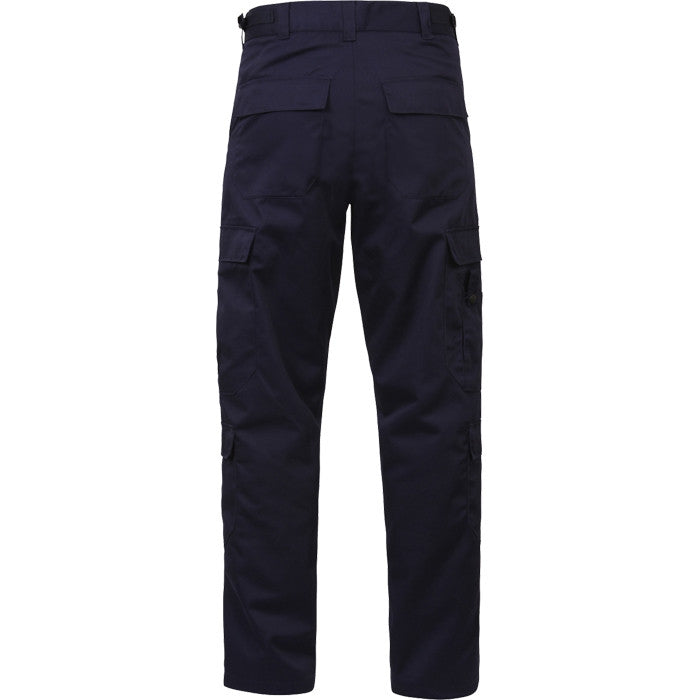 Midnight Blue - 9 Pocket EMT Pants - Polyester Cotton Twill